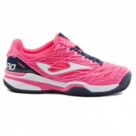 Adidasi tenis Tace Pro Joma 710 Fuchsia zgura pentru Femei