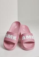 AMK Slides roz-alb Merchcode