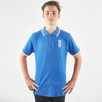 Tricouri Polo England Cricket Junior