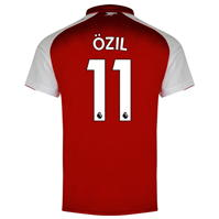 Tricou Puma Arsenal Home Ozil 2017 2018