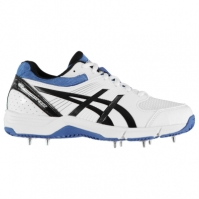 Asics Gel 100 Not Out Cricket Spikes Junior