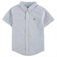 Tricou Benetton Striped de baieti Junior
