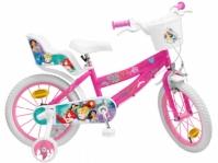 Bicicleta Copii Fete Disney Princess 16 Inch 5 7 Ani Toimsa