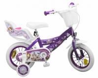 Bicicleta Copii Fete Disney Printesa Sofia 12 Inch 3 5 Ani Toimsa