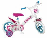 Bicicleta Copii Fete Rabbit 12 Inch 3 5 Ani Toimsa