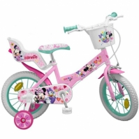 Bicicleta Copii Toimsa 16 Disney Minnie Mouse