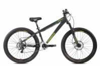 Bicicleta Dirt Leader Fox Dragstar