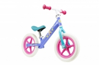 Bicicleta Metalica Fara Pedale Disney Frozen