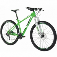 bicicleta MTB-Head X-RUBI II 27.5 Verde