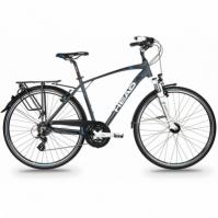 bicicleta Trekking-Head REVELO I MEN 28 Gri/albastru