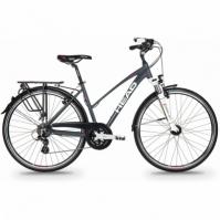 bicicleta Trekking-Head REVELO I WOMEN 28 Gri/roz