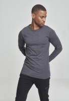 Tricou Fitted Stretch LS Urban Classics