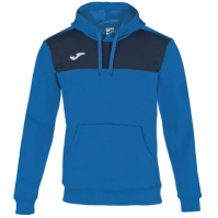 Bluza de trening Hanorac Joma Winner bumbac Royal-bleumarin