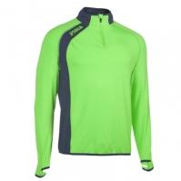 Bluza de trening Joma 1/2 Zipper Fluor verde