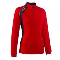 Bluza de trening Joma 1/2 Zipper Elite V rosu