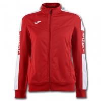 Bluza de trening Joma Champion Iv rosu-alb pentru Femei