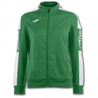 Bluza de trening Joma Champion Iv verde-alb pentru Femei