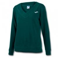 Bluza de trening Joma decolteu in V verde