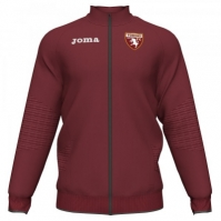 Bluza de trening Joma Hotel cu gluga Torino visiniu