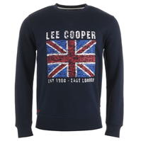 Bluze trening Lee Cooper Crew LDN pentru Barbati