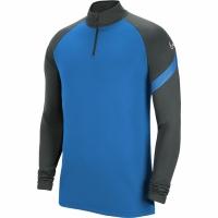 Bluza de trening Nike Dry Academy Dril Top albastru gri BV6916 406 pentru Barbati