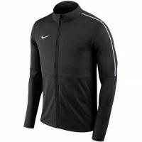 Bluza de trening Nike Dry Park 18 TRK JKT K negru AA2071 010 pentru copii