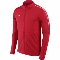 Bluza de trening Nike M Dry Park 18 antrenament rosu AA2059 657 barbati