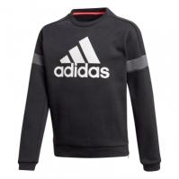 Bluze trening adidas Branded Crew Pullover de baieti