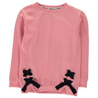 Bluze trening SoulCal Ribbed de fete Junior