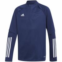 Bluza de trening Tricouri antrenament Adidas Condivo 20 Garanate FS7124 copii