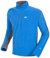 Bluza polar barbati Tron Electric Blue Trespass
