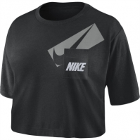 Nike Dri-FIT Graphic Training Crop Top pentru femei