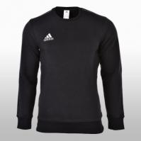 Bluza trening neagra adidas Core 15 Sweat Top M35330 Barbati