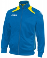 Bluze de trening Joma Poly-tricot Champion II Royal-amaril