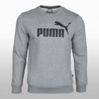 Bluza sport Puma Ess Logo Crew Sweat Fl Barbati