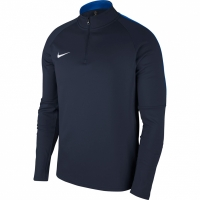 Bluza cu maneca lunga Nike Dry Academy 18 Drill bleumarin 893624 451 barbati