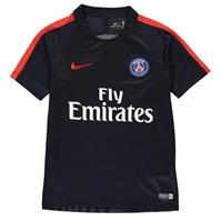 Nike Paris Saint Germain Drill Top de baieti Junior