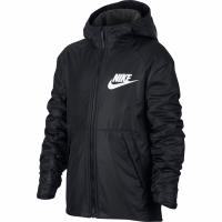 Bluze Jacheta Nike HD cu captuseala B negru 856195 010 copii pentru