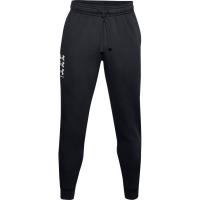 Bluze Pantaloni Under Armor Rival 3Logo Jogger negru 1357131 001 pentru Barbati