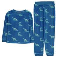 Bluze Crafted Essentials Pyjama Set Juniors