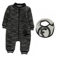 Bluze Firetrap Romper Suit de baieti Bebe