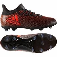 Ghete fotbal adidas X 17.1 FG S82296 copii