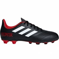 Ghete de fotbal adidas Predator 18.4 FxG DB2323 copii