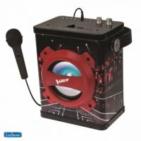 Boxa Portabila Bluetooth Cu Microfon Lights The Voice