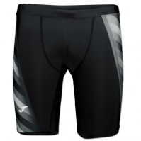 Boxeri Costum de Inot Joma Slip competitie negru ()