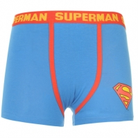 Boxeri Pantaloni scurti DC Comics Superman Single Junior