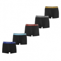 Boxeri Reebok 5 Pack de baieti Junior