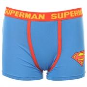 Boxeri DC Comics Superman Single Short pentru Barbati