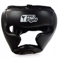 BOXING BOX PROFIGHT 705 PU negru SENIOR