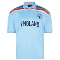 Tricouri Polo Brandco England Retro Cricket pentru Barbati